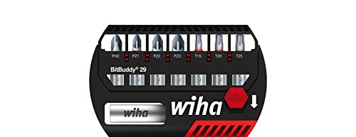 Wiha Bit Set BitBuddy® MaxxTor 29er® gemischt 8-tlg. 1/4
