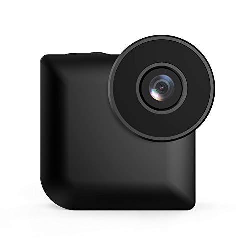 OOLIFENG versteckte Kamera Spy, 720P HD versteckte Kamera IP kabellos mit Nachtsicht und Bewegungserkennung, Micro IP-Kamera, Sicherheitsüberwachung innen und außen (720p Hd Spy Kamera)