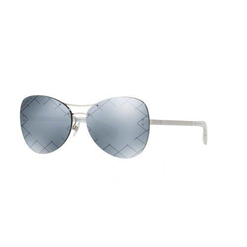 Chanel -  occhiali da sole  - uomo grigio grey