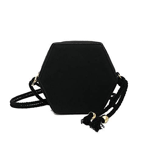 holitie Women Handtasche Schultertasche Shopper Taschen Umhängetasche,Mode Vielseitig Large Capacity Schulter Kuriertasche Scrub Joker Pentagon Shoulder Bag Crossbody Bag Handbag