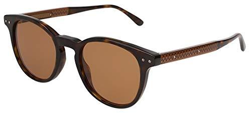 Bottega Veneta Sonnenbrillen BV0128S Havana/Brown Herrenbrillen