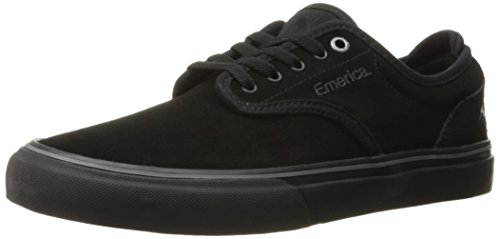 Emerica Herren Wino G6 Black Skateboardschuhe, schwarz, 44 EU -