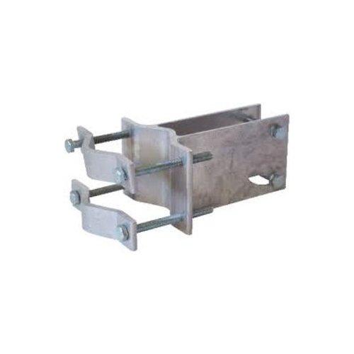 TechniSat 0000/0500 An-Rohr-Fitting für DigiDish 33/45 / SATMAN 33/45
