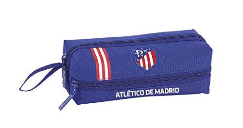 Atlético de Madrid 'In Blue' Oficial Estuche Escolar 200x80x70mm
