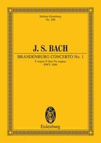 Brandenburg Concerto No. 1 in F Major BWV 1046