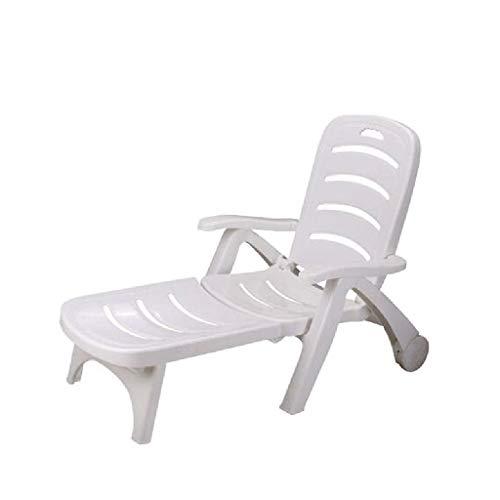 SHUSHI Outdoor-Liegestühle, Liegestühle, Faltbare Poolausrüstung, Liegestühle, Liegestühle