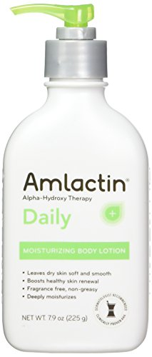 Fragrance Free Body Care Lotion (AmLactin Moisturizing Lotion 8 oz (225 g) by Upsher-Smith)