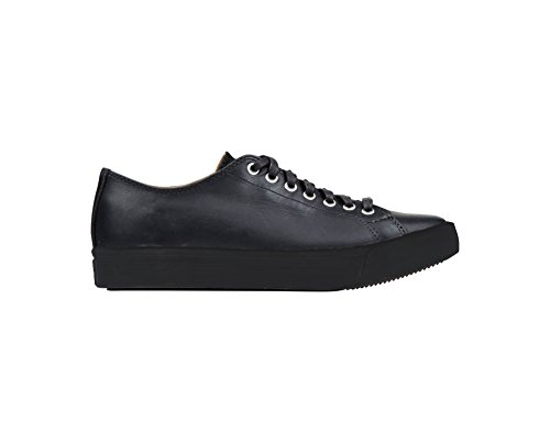 G-STAR RAW FOOTWEAR PLATEAU Blazon Shine, Scarpe outdoor multisport donna Nero Black Textured Lthr Mono  10X 38