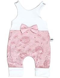 926163f9852089 Sharlene Rose Pusteblume Schleifen Strampler Babystrampler Neugeborenen  Strampler Mitwachsgrößen Größe 50-62