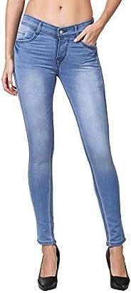 Genevo Denim Women's Skinny Fit J