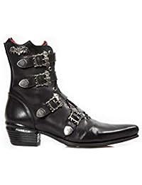 ea474f68794 Amazon.fr   New Rock - Bottes et boots   Chaussures homme ...