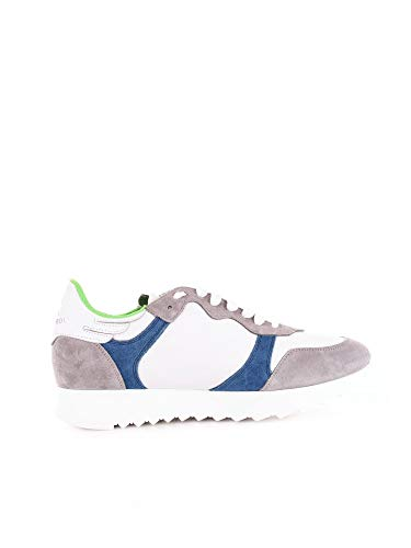 RICHMOND Herren 7015Bice Weiss Stoff Sneakers