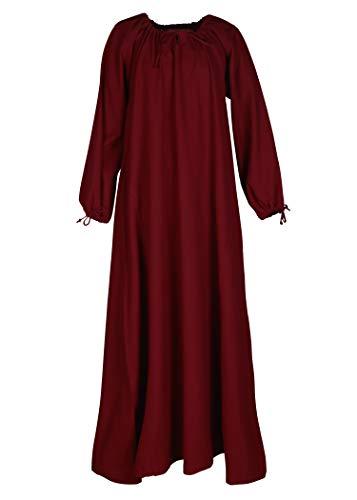 Für Erwachsene Mittelalterlichen Maid Kostüm - Battle-Merchant Mittelalterkleid Ana - div. Farben
