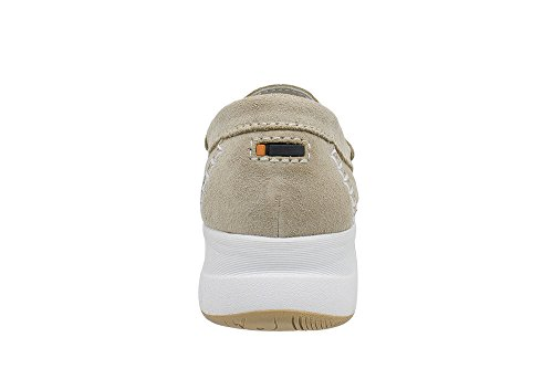 T-Shoes - Malaga TS021 - Chaussures en suede Beige