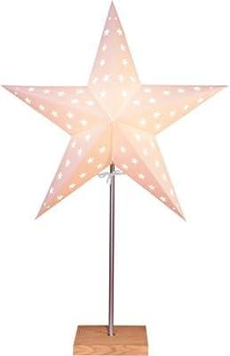 Standstern Star Farbe (Fuß): Eiche von Caracella - Lampenhans.de