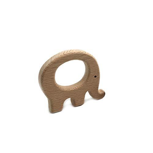 Homiki Hauptprodukt DIY Schmuck Zubehör Beech Tier Fat Elephant Crafts 1 PC (Easy Baby-dusche Dekorationen)