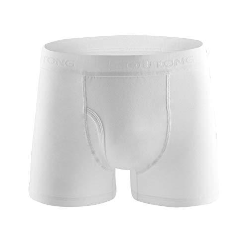 Maillot de Bain Homme, Manadlian sous-vêtements de Plage Short de Bain Coton Boxer Respirable Slips Caleçons