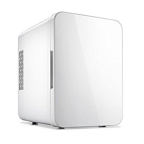 DULPLAY Bianca Mini Frigo Bar,Radiatore Elettrico Dispositivo Di Raffreddamento & Warmer4 Litri...