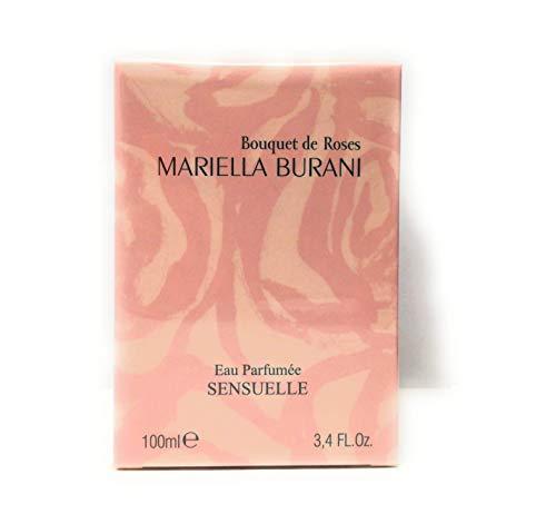 Mariella Burani Bouquet (Bouquet De Roses Mariella Burani Eau Parfumee Sensuelle Women Spray 3.4 Fl.oz by Mariella Burani)