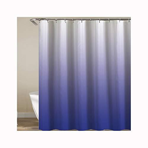 KnSam Anti-Schimmel Duschvorhang PEVA Waschbar, Wasserdicht, Anti-Bakteriell inkl. -