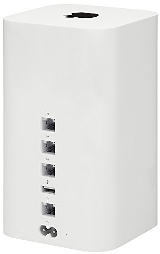 Apple ME182LL/A 3TB External Hard Disk White Price in India
