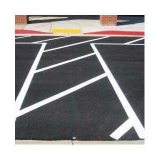 Line Marker HD Heavy Duty Line Marking Paint for Car Parks & Playgrounds (White 2.5L)