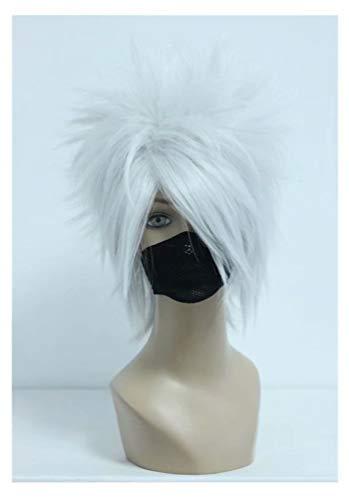 y Fluffy Boy Männlich Halloween Anime Comic Cosplay Kostüm Synthetische Halloween Perücken ()
