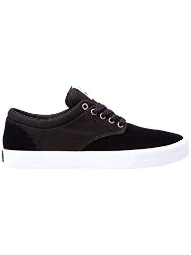 SUPRA Skateboard Shoes CHINO NAVY-GUM noir/blanc