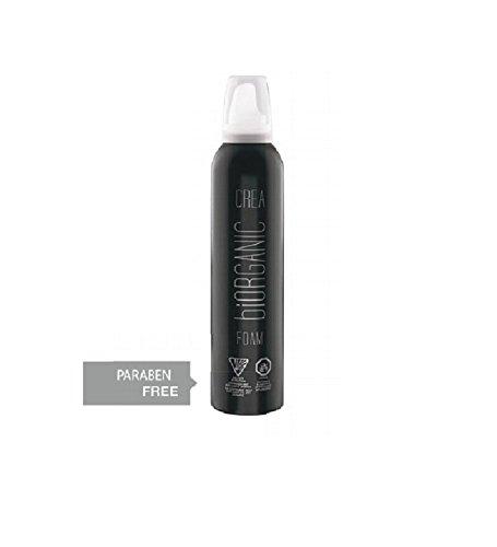 maxxelle crée – Foam Mousse biologique Idéal pour séchage avec sources de chaleur avec Guaranà (250 ml)