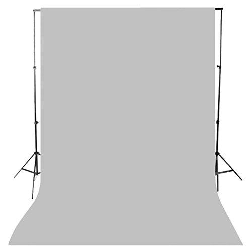 YJYdada Fotohintergrund, Reine Farbe, Fotostudio-Requisiten grau