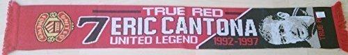 United Legend bufanda de Eric Cantona