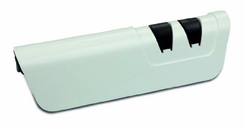 zoomyo Z100 Elektrischer Messerschärfer mit professioneller Diamantstaubbeschichtung