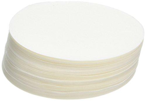 Camlab 1171143 Grade 11 [41] Quantitative Filter Paper, Fast Filtering, Ashless, 90 mm Diameter (Pack of 100)