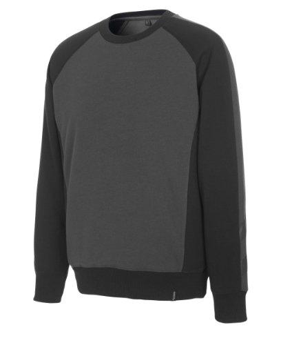Mascot Sweatshirt zweifarbig Reflexeffekte dunkelanthrazit/schwarz