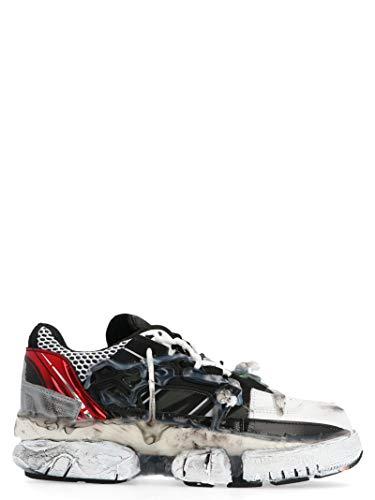 Maison Margiela Damen S58ws0118p1878961 Schwarz Leder Sneakers