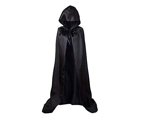 Langen Mantel Hoodie Halloween Kostüm für Frauen Männer Kostüme mittelalterlichen Vampir Hexe Cosplay Umhang