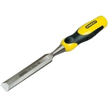 Stanley 0-16-878 Ciseau à bois bi-matière 20 mm