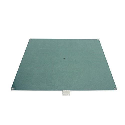 MYAMIA Placa Heated del Tablero De Aluminio De Jgaurora 205 * 205Mm para La Impresora De A3S 3D