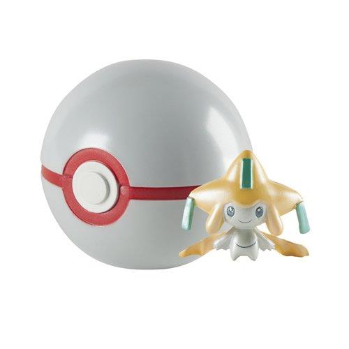 Pokemon T18713 20th Anniversary Jirachi Poke Ball