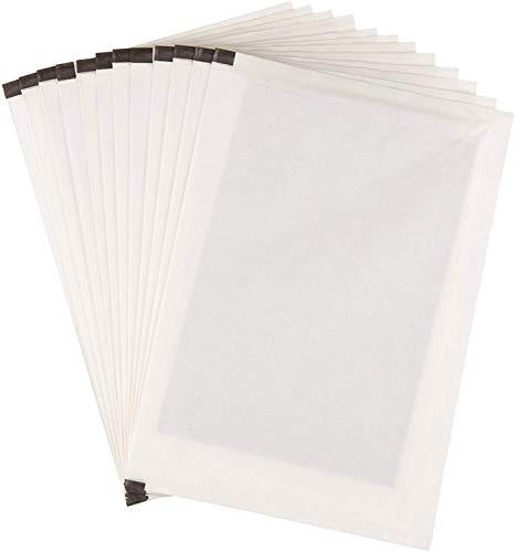 AmazonBasics Shredder Sharpening & Lubricant Sheets - Pack of 12