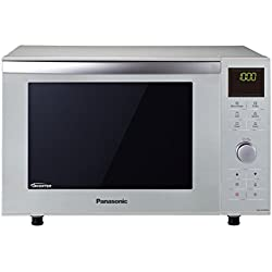 Micro-ondes Panasonic Allemagne NN-DF385MPEG acier inoxydable