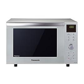 Panasonic Forno a Microonde, Combinato, 1000 W, 23 l