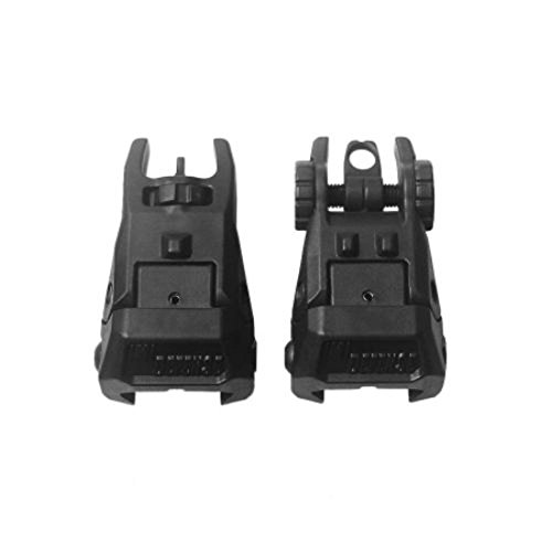 IMI Defense Front Flip Up Sight Tactical & Sports Polymer Mil-Spec