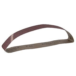 Agera 400.115.253.220.14.12 Sanding Belt Grit-P 40