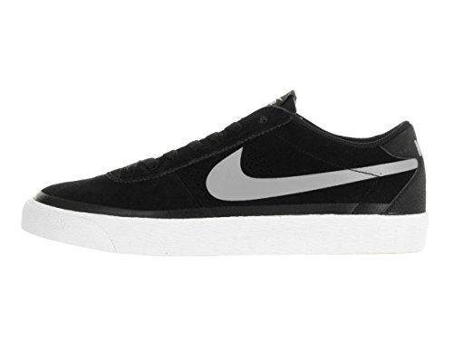 NIKE Bruin SB Premium SE 631041-001, Sneaker Uomo Black/Base Grey/White