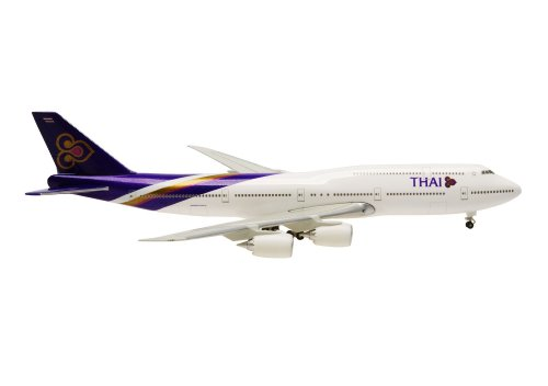 boeing-747-8-thai-airways-on-ground-with-gear-no-stand-maquette-avion-echelle-1500