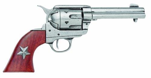 denix-pistolet-colt-45-peacemaker-lonestar-fusil-dition-non-de-tir