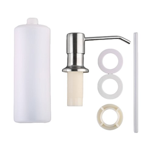 Baño Universal hogar Cocina Dispensador jabón líquido