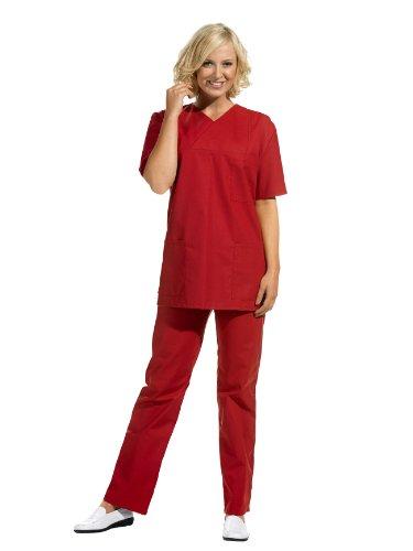 Pantaloni per sala operatoria - rosso