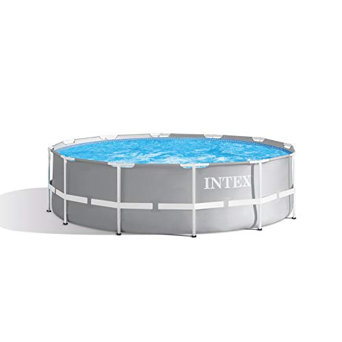 Intex 366x91 cm Schwimmbecken Swimming Pool Schwimmbad Ersatzpool Frame metal 28917